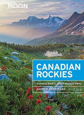 CANADIAN ROCKIES -MOON