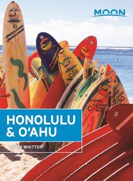 HONOLULU & O'AHU- MOON