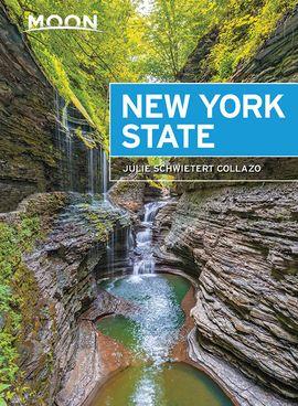 NEW YORK STATE- MOON