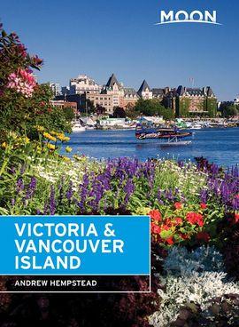 // VICTORIA & VANCOUVER ISLAND - MOON