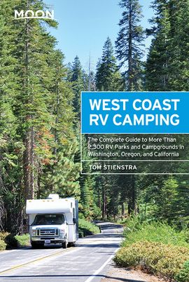 WEST COAST RV CAMPING -MOON