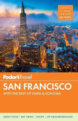 SAN FRANCISCO -FODOR'S TRAVEL