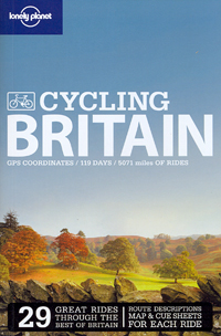 CYCLING BRITAIN -LONELY PLANET