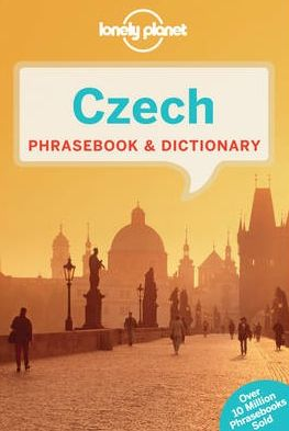 CZECH. PHRASEBOOK AND DICTIONARY -LONELY PLANET