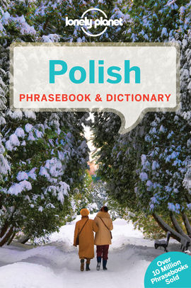 POLISH. PHRASEBOOK & DICTIONARY -LONELY PLANET