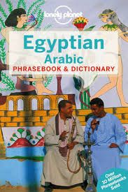 EGYPTIAN ARABIC -PHRASEBOOK & DICTIONARY -LONELY PLANET