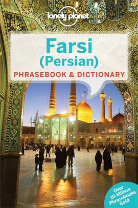FARSI (PERSIAN). PHRASEBOOK & DICTIONARY -LONELY PLANET