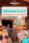 MIDDLE EAST. PHRASEBOOK & DICTIONARY -LONELY PLANET