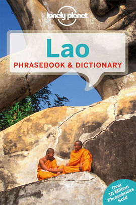 LAO. PHRASEBOOK & DICTIONARY -LONELY PLANET