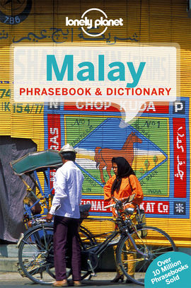 MALAY. PHRASEBOOK & DICTIONARY -LONELY PLANET
