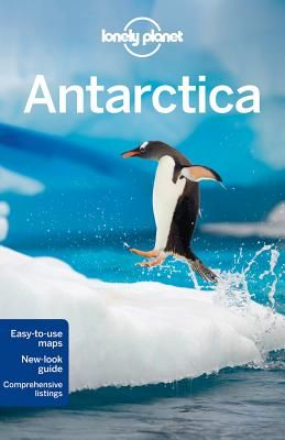 ANTARCTICA -LONELY PLANET