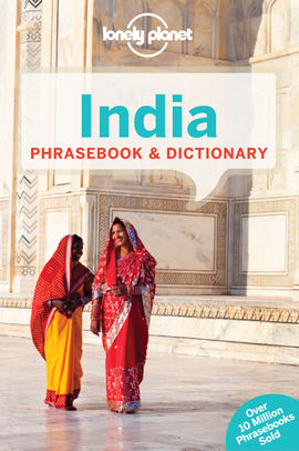INDIA. PHRASEBOOK & DICTIONARY -LONELY PLANET