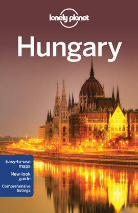HUNGARY -LONELY PLANET