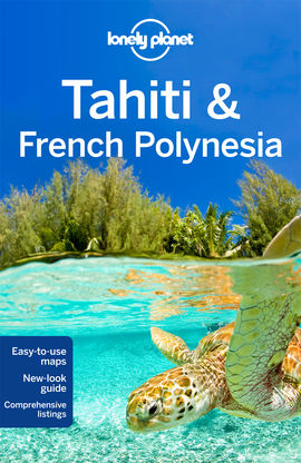 TAHITI & FRENCH POLYNESIA -LONELY PLANET