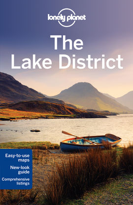 LAKE DISTRICT, THE -LONELY PLANET