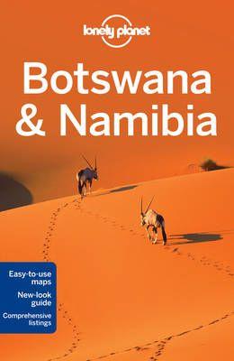 BOTSWANA & NAMIBIA -LONELY PLANET