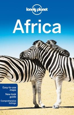 AFRICA -LONELY PLANET