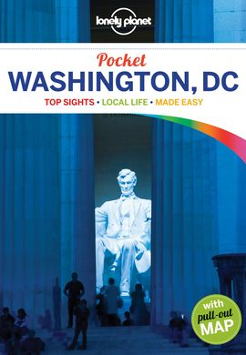 WASHINGTON, DC. POCKET -LONELY PLANET