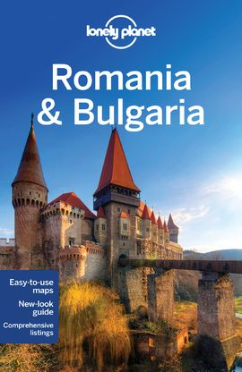 ROMANIA & BULGARIA -LONELY PLANET
