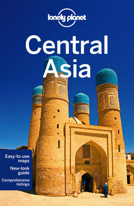 CENTRAL ASIA -LONELY PLANET