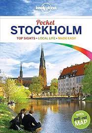 STOCKHOLM. POCKET -LONELY PLANET