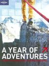 A YEAR OF ADVENTURES -LONELY PLANET