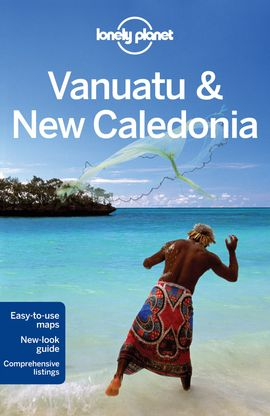 VANUATU & NEW CALEDONIA -LONELY PLANET