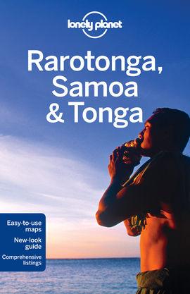 RAROTONGA, SAMOA & TONGA -LONELY PLANET