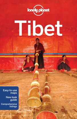 TIBET -LONELY PLANET