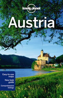 AUSTRIA -LONELY PLANET