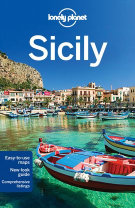 SICILY -LONELY PLANET