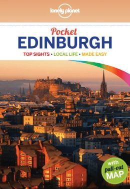 EDINBURGH POCKET GUIDE -LONELY PLANET