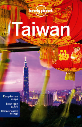 TAIWAN -LONELY PLANET