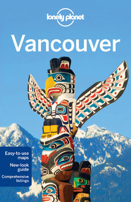 VANCOUVER -LONELY PLANET