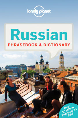 RUSSIAN. PHRASEBOOK & DICTIONARY -LONELY PLANET