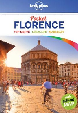 FLORENCE. POCKET -LONELY PLANET
