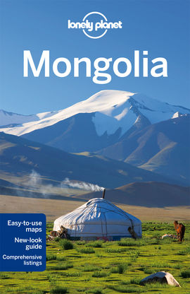 MONGOLIA -LONELY PLANET