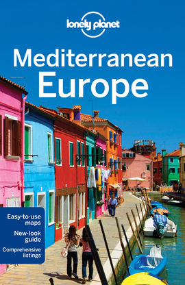 MEDITERRANEAN EUROPE -LONELY PLANET