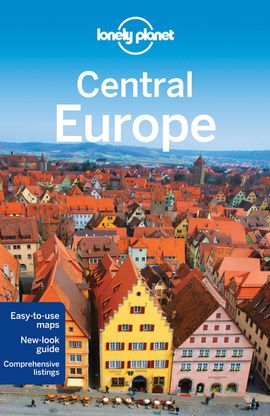 CENTRAL EUROPE -LONELY PLANET