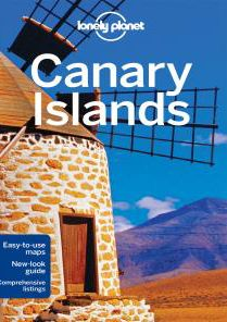 CANARY ISLANDS -LONELY PLANET