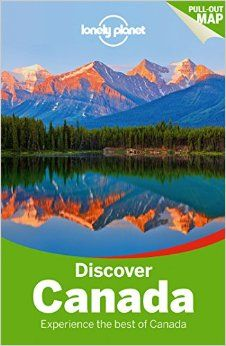 CANADA. DISCOVER -LONELY PLANET