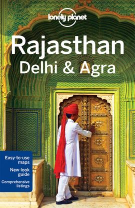 RAJASTHAN, DELHI & AGRA -LONELY PLANET