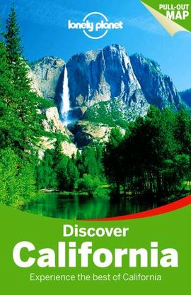 CALIFORNIA. DISCOVER -LONELY PLANET