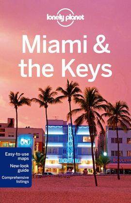 MIAMI & THE KEYS -LONELY PLANET