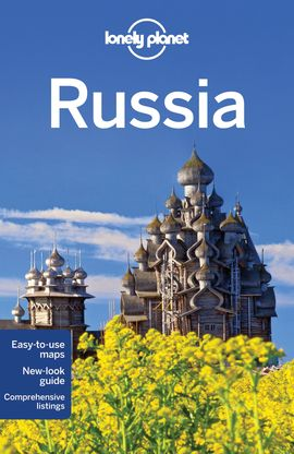 RUSSIA -LONELY PLANET