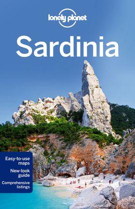 SARDINIA -LONELY PLANET