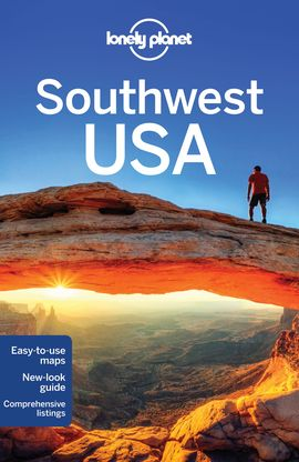 SOUTHWEST USA -LONELY PLANET