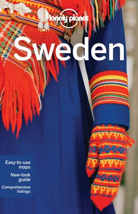 SWEDEN -LONELY PLANET