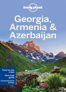 GEORGIA, ARMENIA & AZERBAIJAN -LONELY PLANET