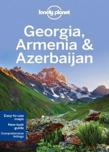GEORGIA, ARMENIA & AZERBAIJAN -LONELY PLANET